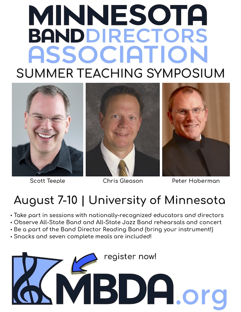 summer teaching symposium 2018 poster
